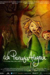 La princesa Alegría 2008 – SONIDO DIRECTO